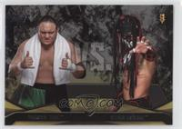 Samoa Joe, Finn Balor