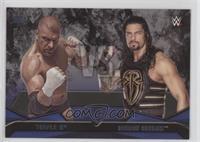 Triple H vs. Roman Reigns