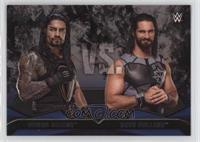 Roman Reigns vs. Seth Rollins