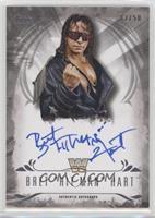 Bret Hart #/50