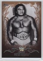 High Chief Peter Maivia /99
