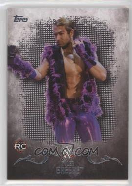 2016 Topps WWE Undisputed - [Base] #36 - Tyler Breeze