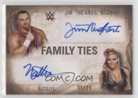 Jim Neidhart, Natalya /25