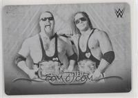 The Hart Foundation #/1