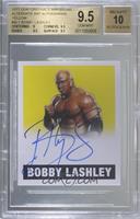 Bobby Lashley [BGS9.5GEMMINT] #/25