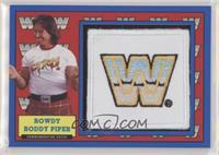 Rowdy Roddy Piper #/50