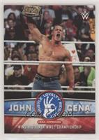 Wins his Tenth WWE Championship