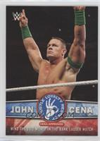 Wins the 2012 Money in the Bank Ladder Match