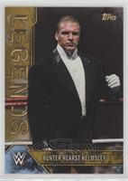 Hunter Hearst Helmsley #/10