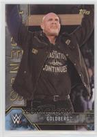 Goldberg #/99