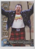 Rowdy Roddy Piper #/99