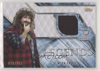 Mick Foley #/299