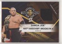 Samoa Joe #/99