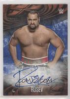 Rusev [EX to NM] #/50