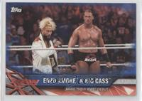 Enzo Amore &Big Cass /99