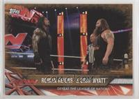 Roman Reigns, Bray Wyatt