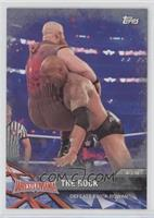 The Rock #/25