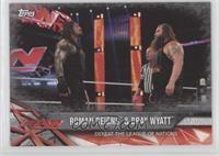 Roman Reigns, Bray Wyatt #/25