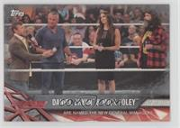 Daniel Bryan, Mick Foley #/25