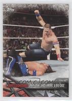 John Cena, Enzo Amore, Big Cass