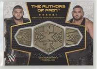 The Authors of Pain #/299