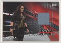 Nia Jax [EX to NM] #/299