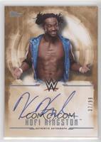Kofi Kingston /99