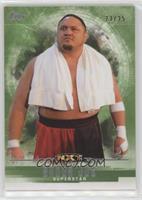 NXT - Samoa Joe #/25