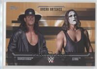 Sting, Undertaker #/99