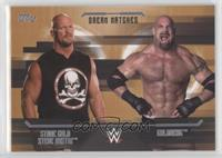 Goldberg, Stone Cold Steve Austin #/99