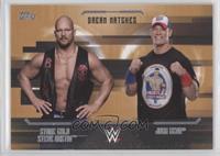 John Cena, Stone Cold Steve Austin /99