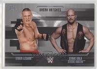 Stone Cold Steve Austin, Brock Lesnar /50