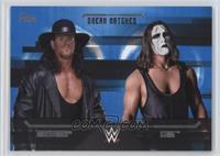 Sting, Undertaker