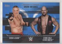 Stone Cold Steve Austin, Brock Lesnar