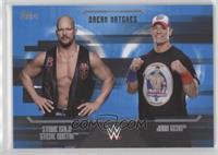 John Cena, Stone Cold Steve Austin