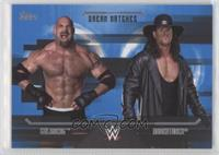 Undertaker, Goldberg
