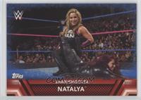 Natalya #/25