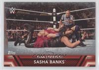 Sasha Banks #/50