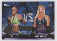 Bayley, Dana Brooke #/25
