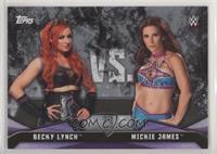 Becky Lynch, Mickie James #/50