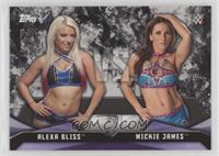 Alexa Bliss, Mickie James