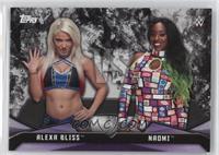 Alexa Bliss, Naomi