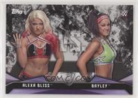 Alexa Bliss, Bayley