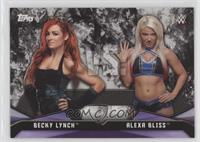 Becky Lynch, Alexa Bliss