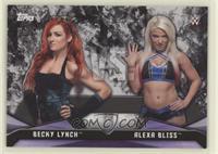 Becky Lynch, Alexa Bliss