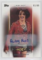 Ruby Riot #/99