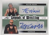 Kevin Nash, Konnan /10