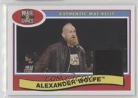 Alexander Wolfe /299