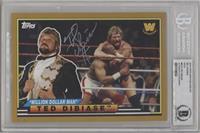 Ted DiBiase [BASCertifiedBGSEncased] #/10