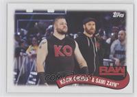 Kevin Owens & Sami Zayn